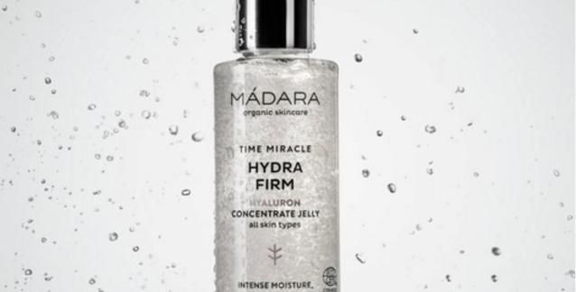 Madara Hydra Firm Hyaluronsäure-Konzentrat Gelée