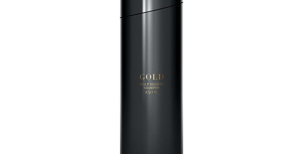 Gold Scalp Relief Shampoo