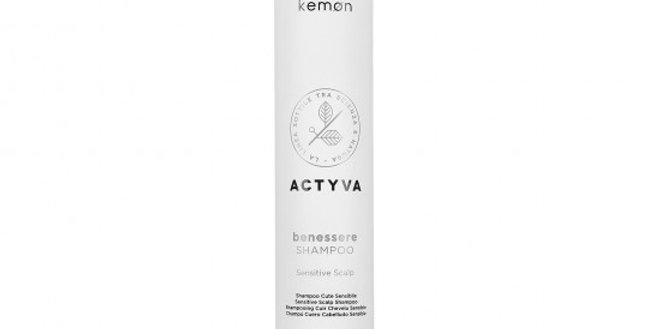Kemon Actyva Benessere Shampoo empfindliche Kopfhaut