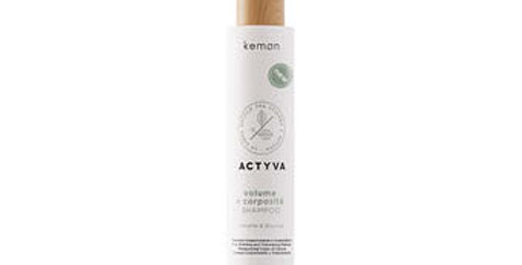 Kemon Actyca Volume e Composita Shampoo
