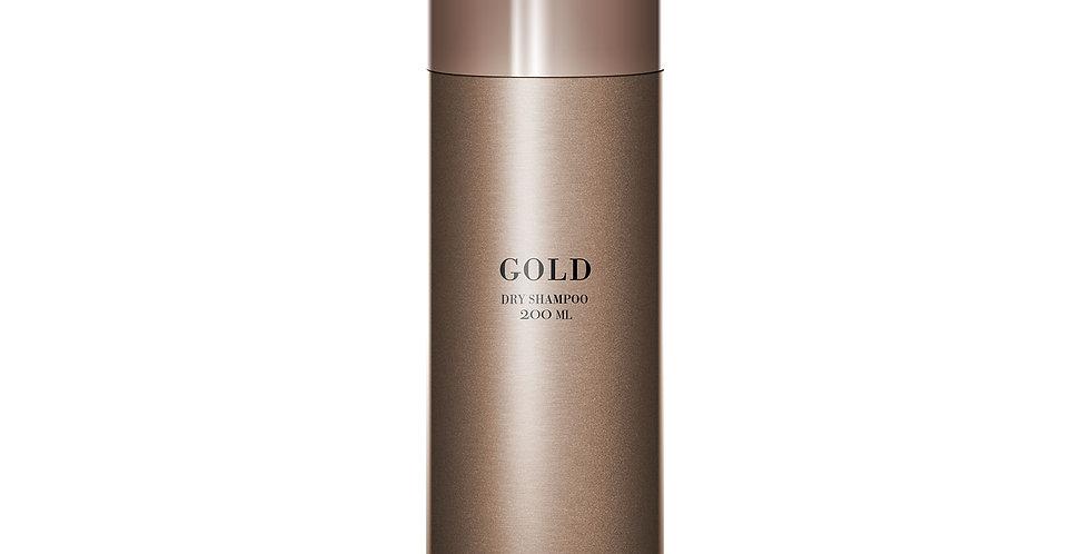 Gold Dry Shampoo