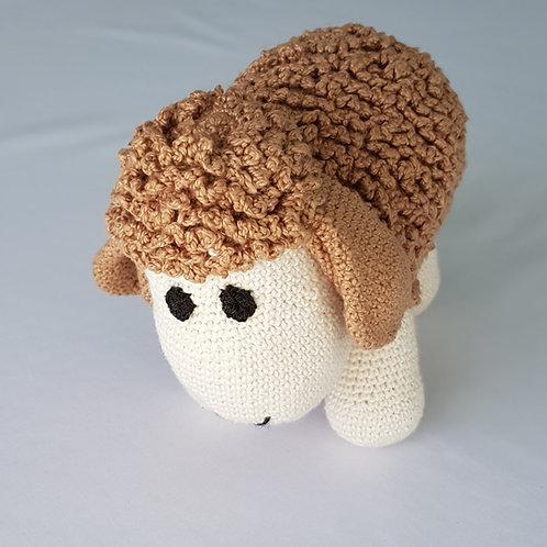 Grand Mouton en crochet