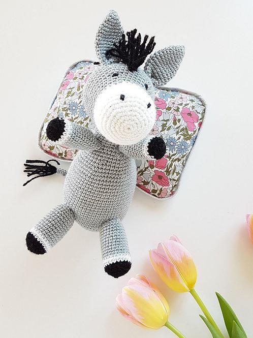Petit âne Corse