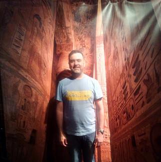 Visitor from Rio De Janeiro, Brazil, Gustavo Uno Da Silvenia