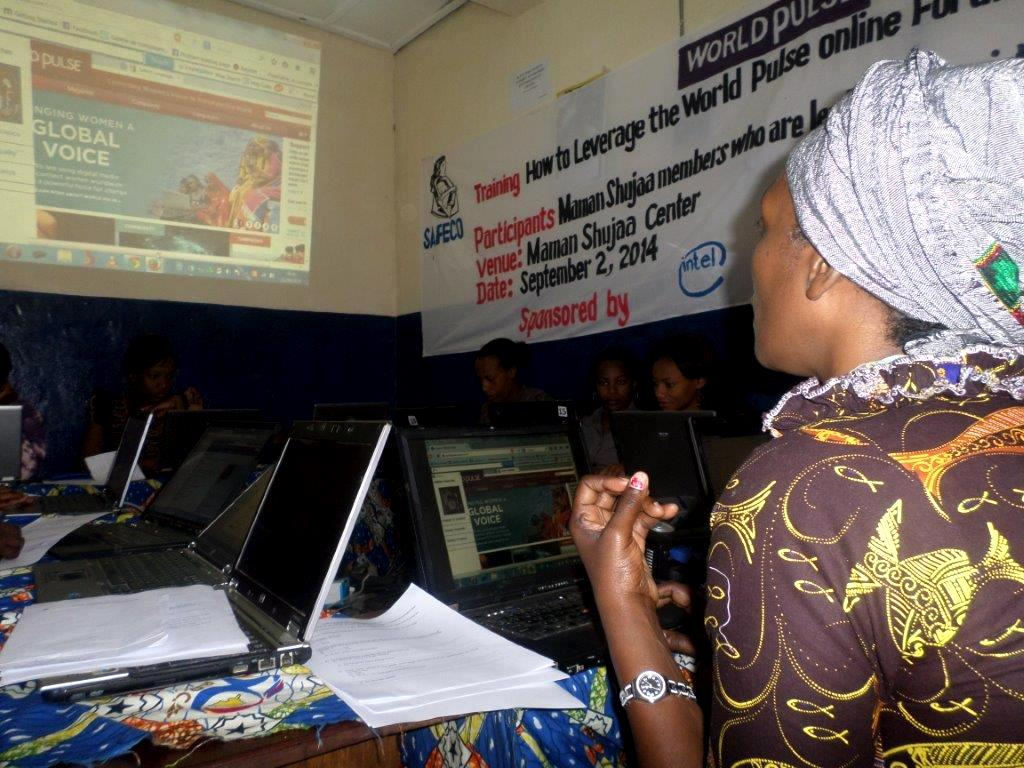 Intel sponsored Training at Bukavu Center 8