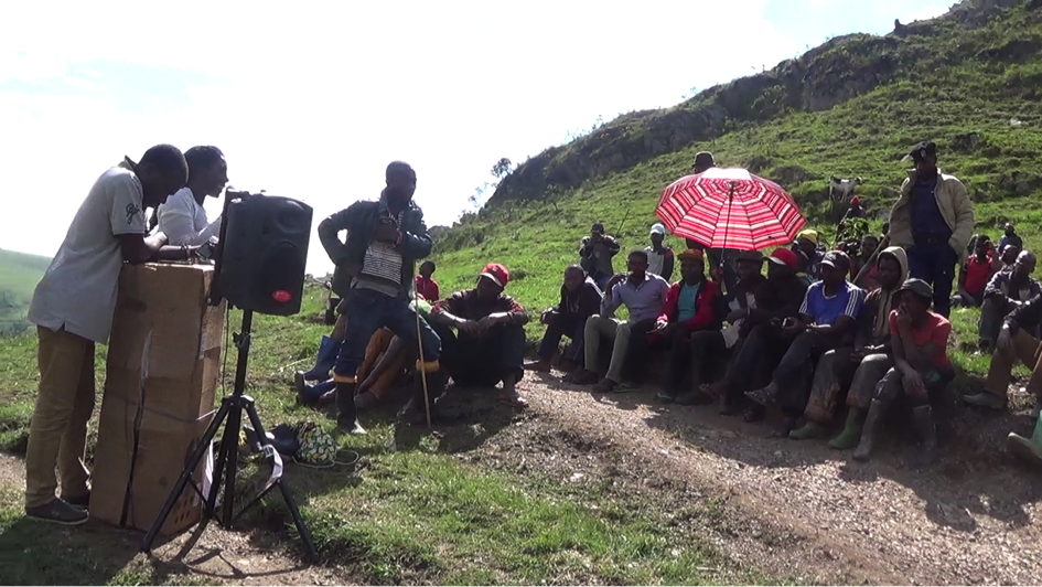 Masoka HIV training Ruhemba (miners)