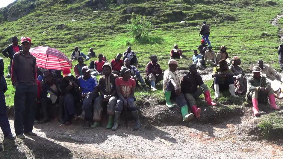 Masoka HIV training Ruhemba (miners) 2