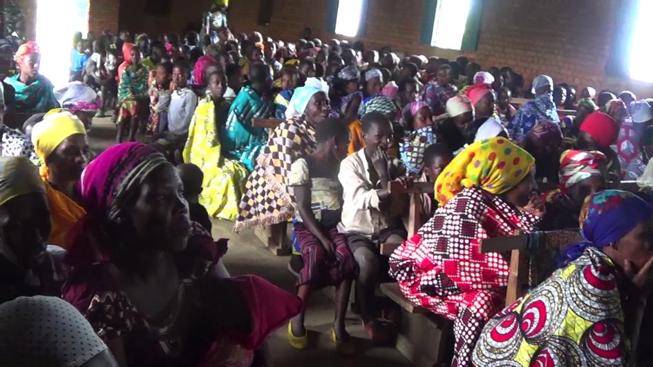 Masoka Mikenge(Itombwe) HIV training