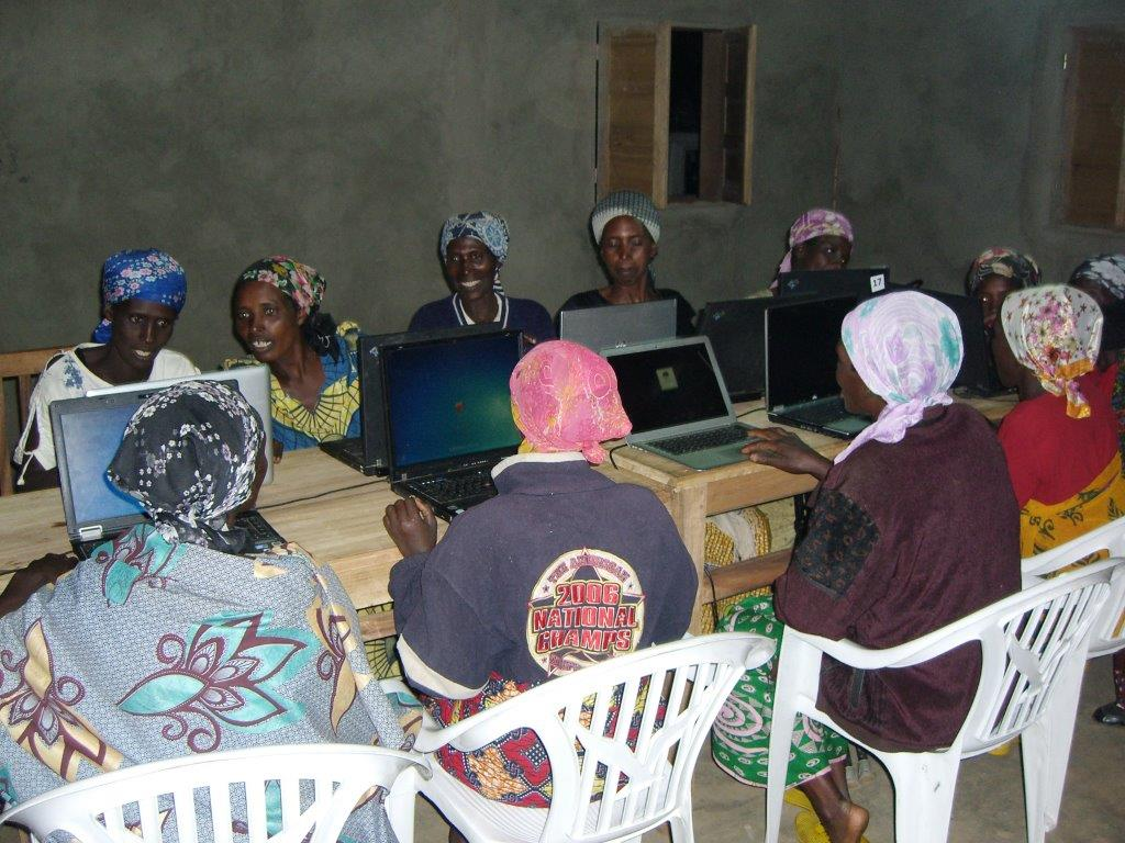 Itombwe Center - A New Class of Maman Shujaa