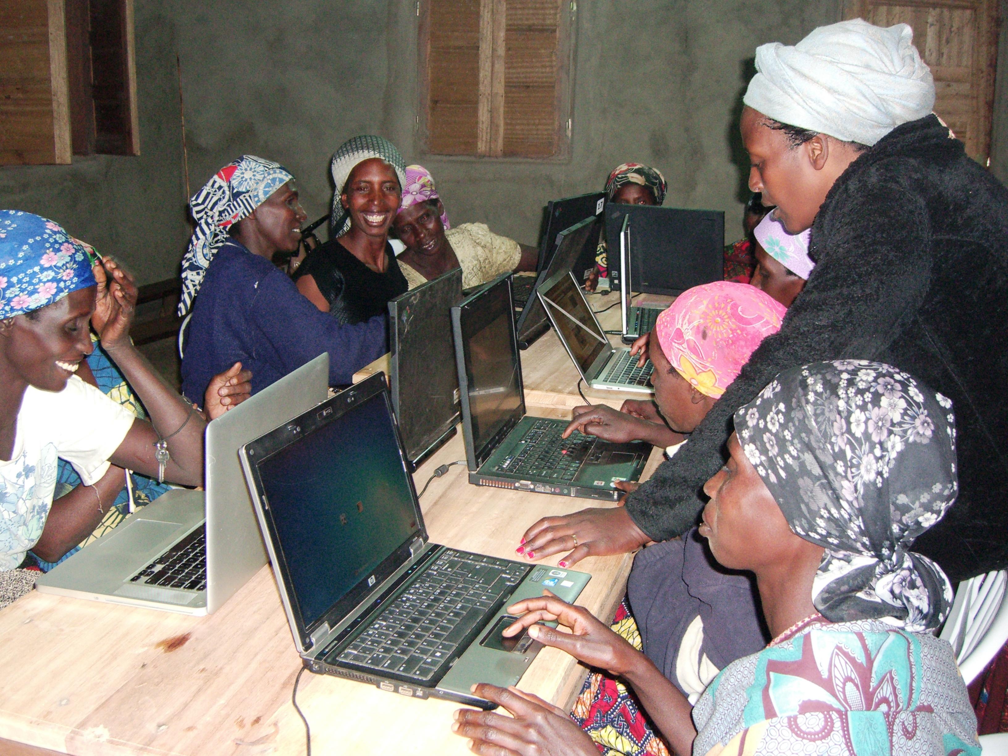 1st Training Itombwe Center