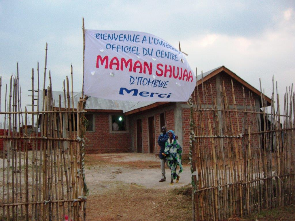 Itombwe Center - Welcome