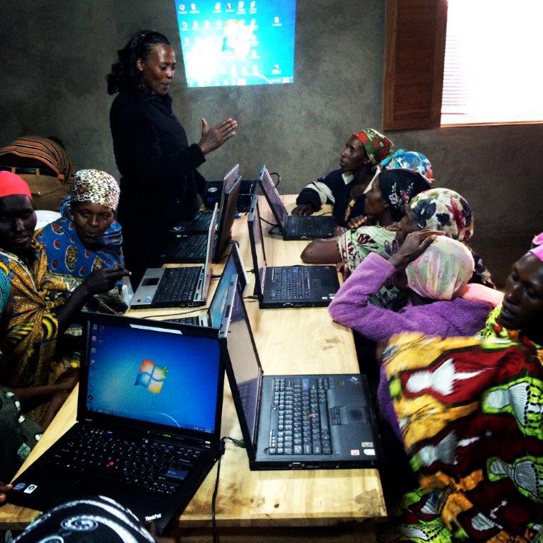 Itombwe Center - 2nd Training at New Center in Itombwe
