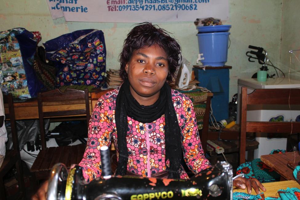 Furaha Ntamuhunga  -  Age 23