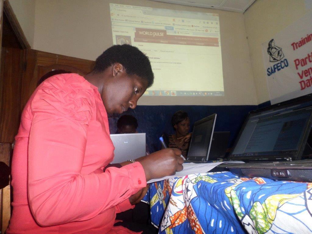 Intel sponsored Training at Bukavu Center 9