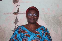 Josiane Apendeki Mutijima  -  Age 60