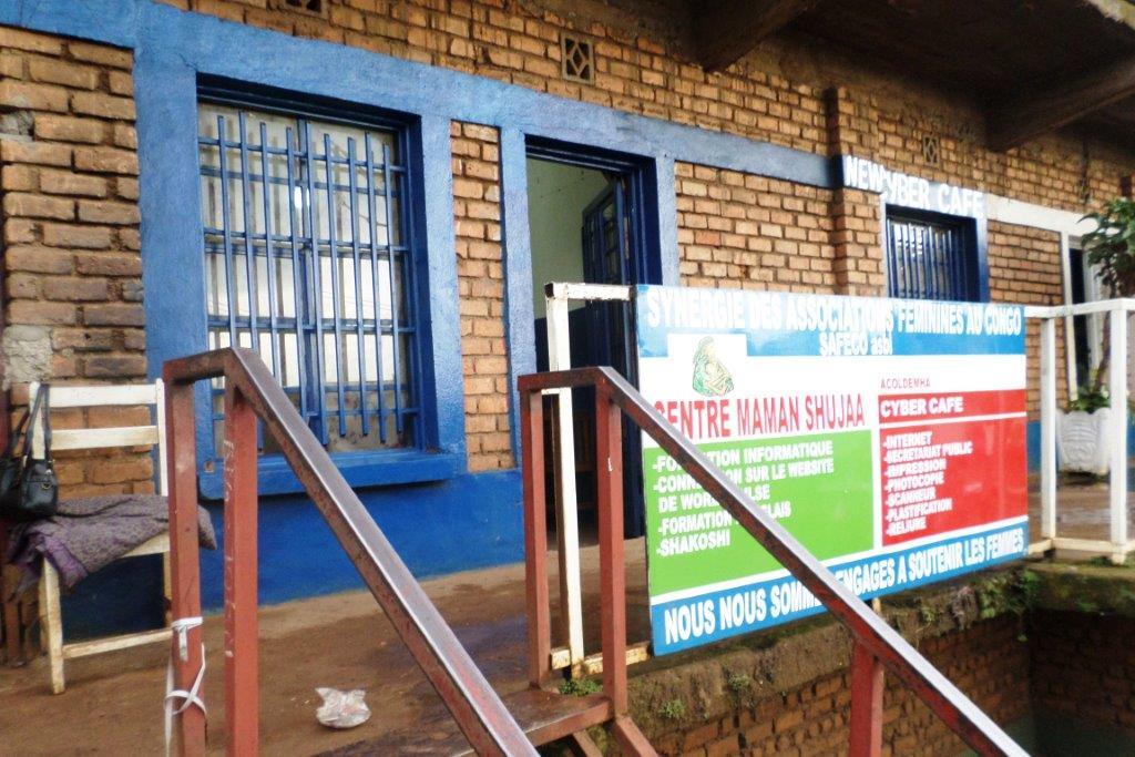 SAFECO & Maman Shujaa Center in Bukavu