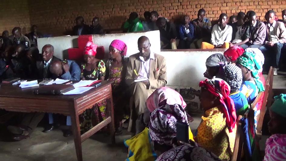 Masoka Tulambo HIV training 2