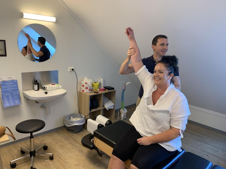 Wenche fikk «nye» skuldre med stamceller