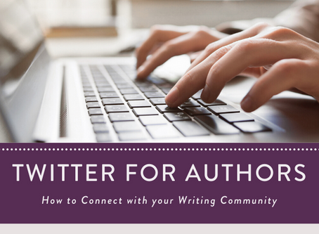 Twitter for Authors: How to Connect with your Writing Community