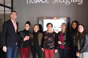 Home Staging du cœur en partenariat avec l'agence Stéphane Plaza Mâcon