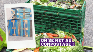 L'association se met au compostage !