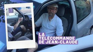 Une télécommande pour Jean-Claude.