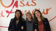 Agrandissement de l'épicerie sociale et solidaire OASIS D'AMOUR