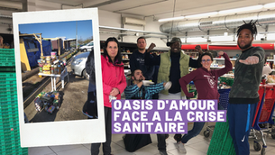 COVID 19 - OASIS D'AMOUR