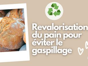 Donner une seconde vie au pain ! ♻️