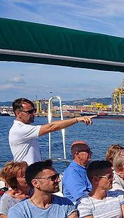 Tour a pie de medio día por Trieste