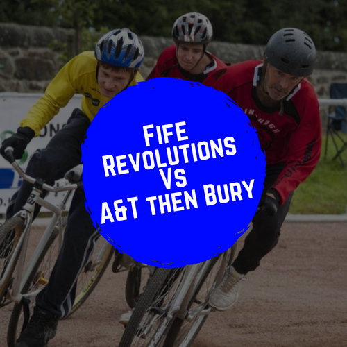 FIFE REVOLUTIONS VS hull