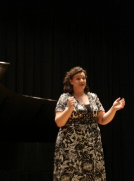 Masterclass with Renee Fleming