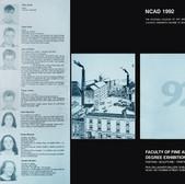 NCAD Graduation Catalogue