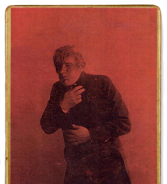 The Artist As Bielavsky No.3