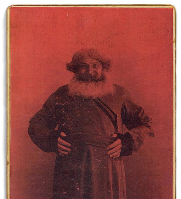 The Artist As Bielavsky No.4