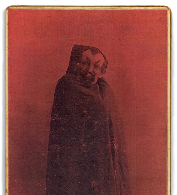 The Artist As Bielavsky No.2