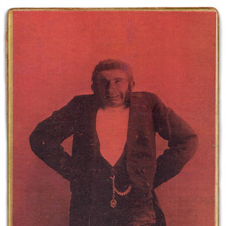 The Artist As Bielavsky No.7