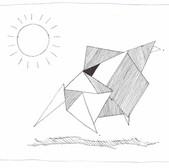 An Origami Pony