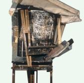 Folded canvas No.2