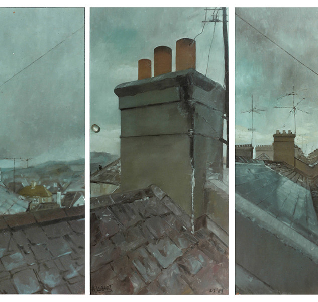 Roof Triptych