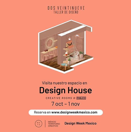 Dos Veintinueve en Design House