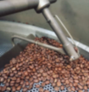 Freshly roasted Melbourne coffee