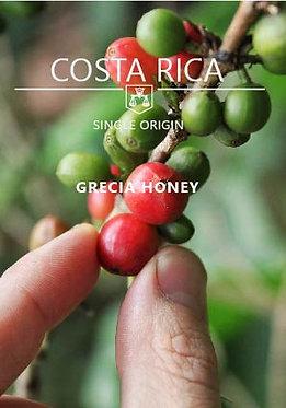 COSTA RICA GRECIA HONEY