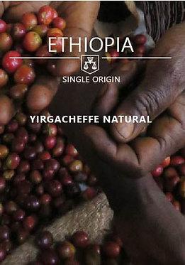 ETHIOPIA YIRGACHEFFE NATURAL