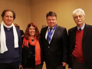 IFMS Global Meeting #6 in Boston 2020
