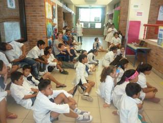 Nuevas Escuelas en Salto se suman a la propuesta de Amigos del Viento