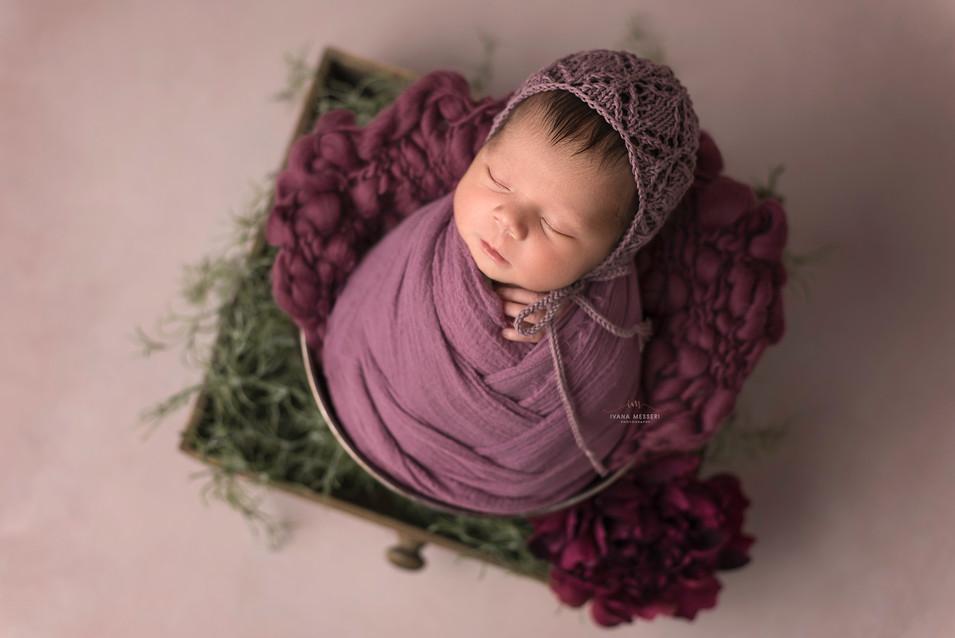 newborn focení
