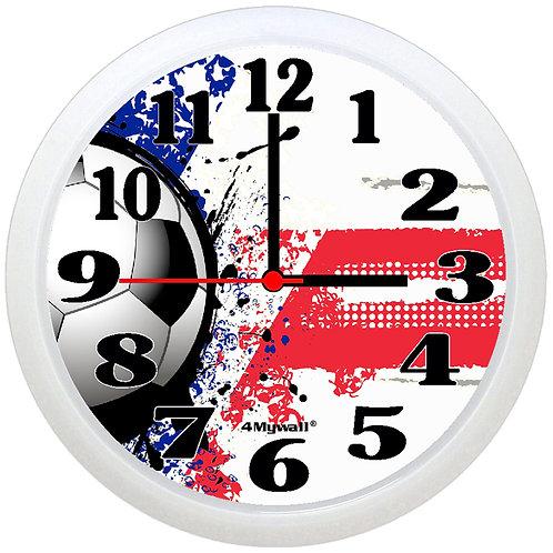 France Football Wall Clock