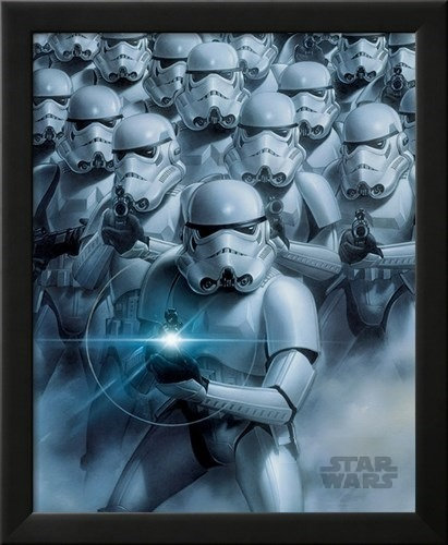 Stormtroopers Wall Art