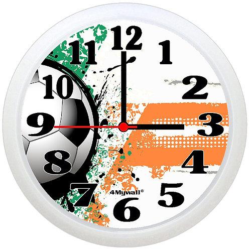 Ireland Football Wall Clock
